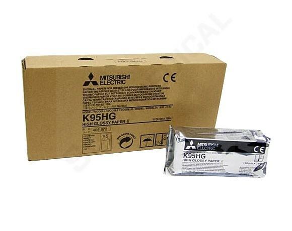 KP95HG nagyfelbontású szuperfényes hőpapír